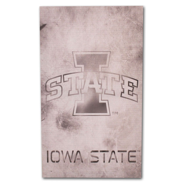 Image For 11' x 19' I-State Smoke Canvas