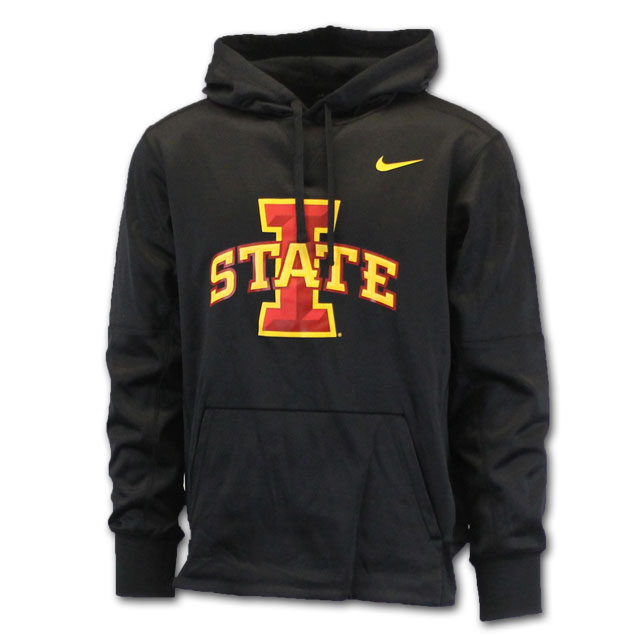 Image For Nike® I-State Therma Hooded Sweatshirt