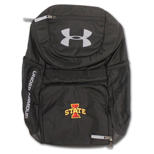 Image For Black UA® Undeniable 3.0 I-State Backpack