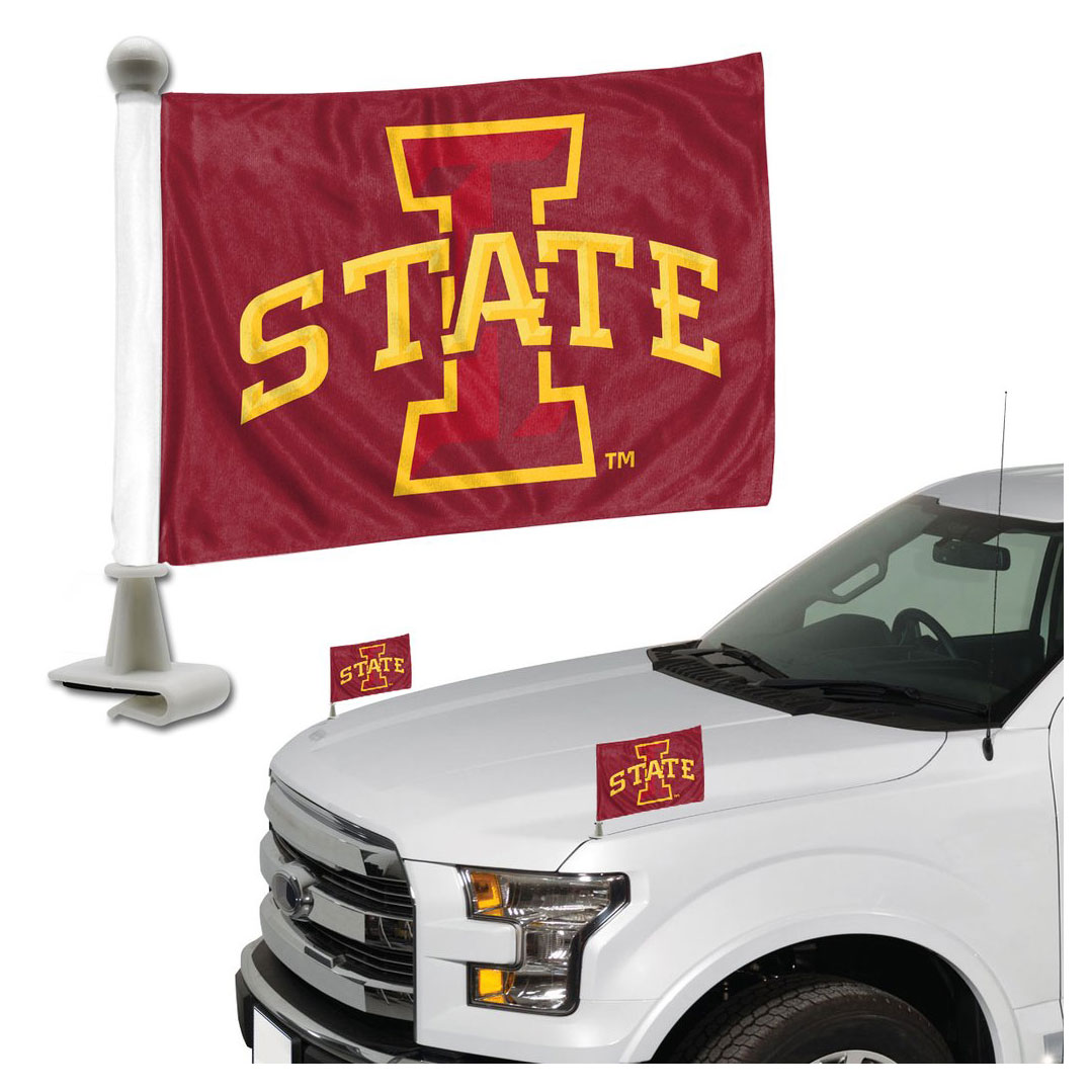 Image For Team Hood/ Trunk Flags