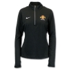 Image for Nike® Women's 1/4 Zip Black Jacket
