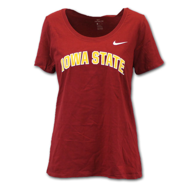 Image For Nike® Women's Iowa State T-Shirt