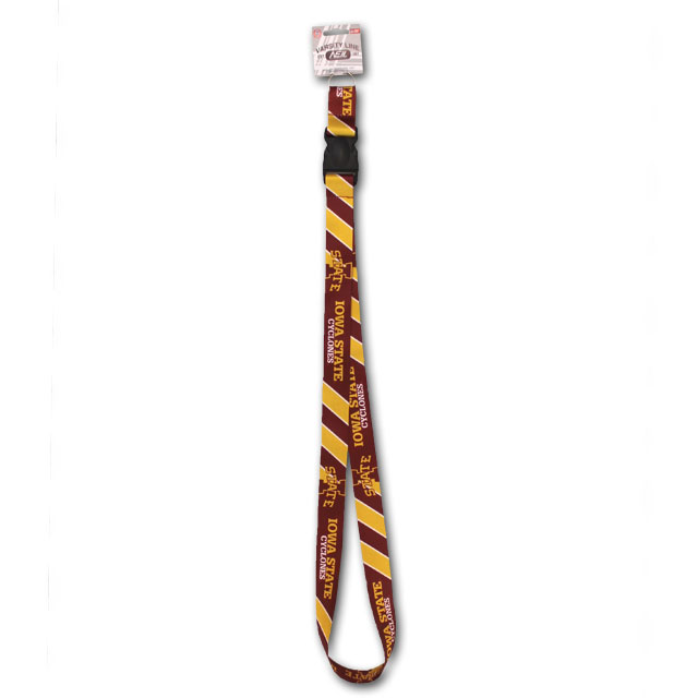 Image For Iowa State Detachable Lanyard