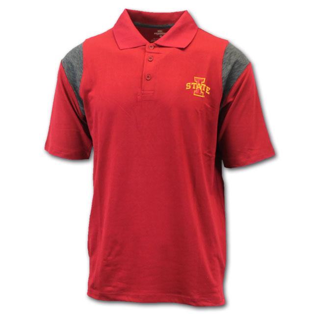 Image For Colosseum® Cardinal I-State Polo