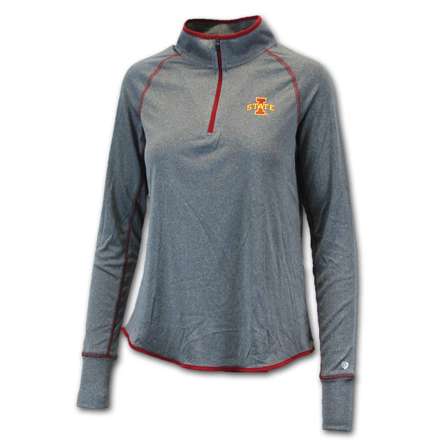 Image For Colosseum® Women's I-State 1/2 Zip