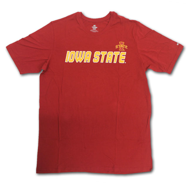 Image For Colosseum® Tall Iowa State T-Shirt