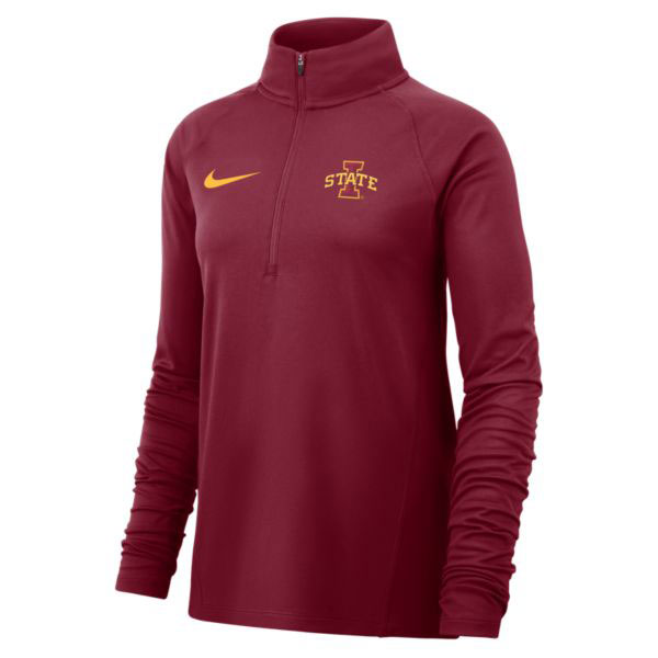 Image For Nike® Women's I-State 1/2 Zip