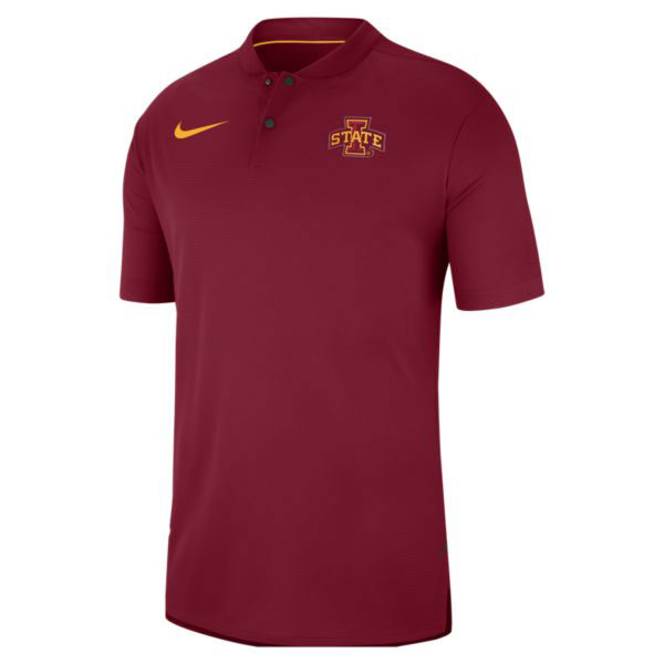Image For Nike® I-State Sideline Polo