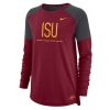 Nike® Women's ISU Long Sleeve Image