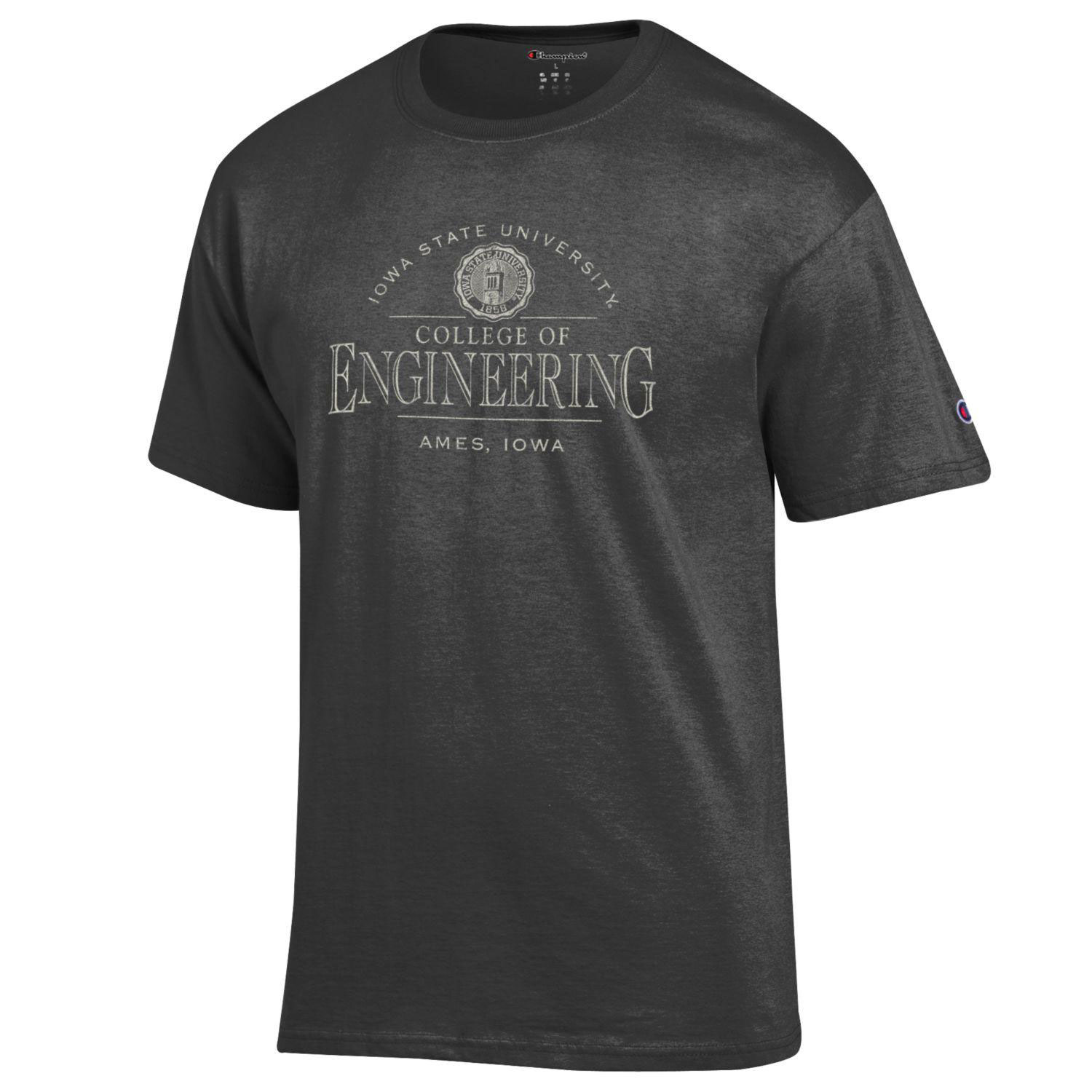 Image For Champion® College of Engineering T-Shirt* WAS $19.99