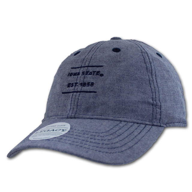 Image For Legacy® Iowa State Cap (Oxford Navy)