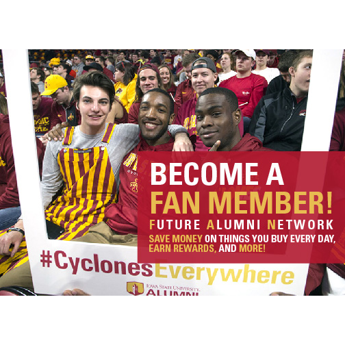 Image For Future Alumni Network (FAN) Membership