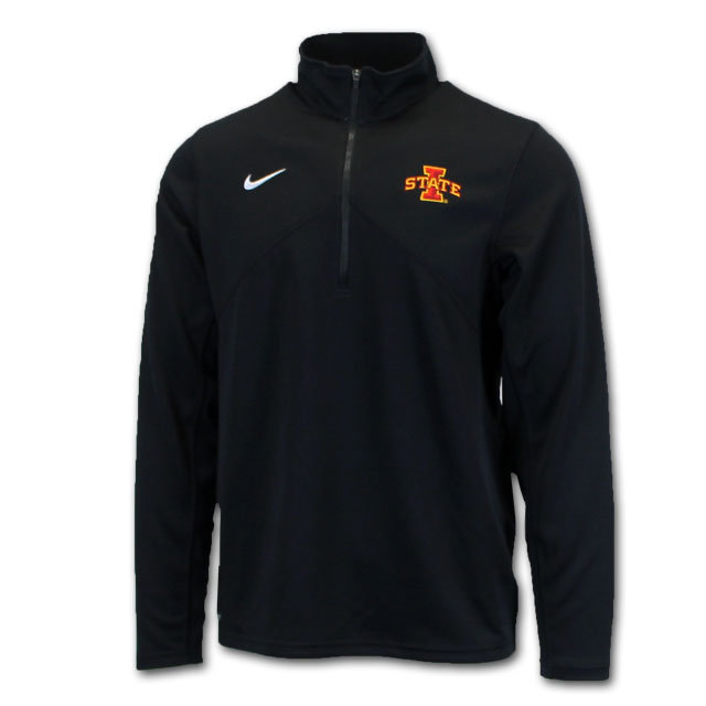 Image For Nike® I-State Dri-Fit 1/4 Zip