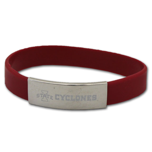 Image For Cardinal I-State Wristband