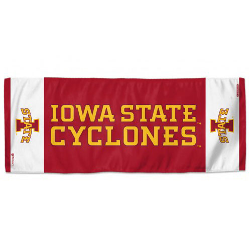 Image For Iowa State Cyclones Cooling Towel