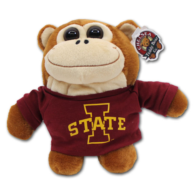Image For I-State Roly Poly Friends - Monkey