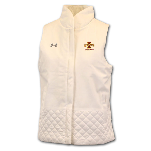 Image For UA® Women's I-State Cyclones Vest