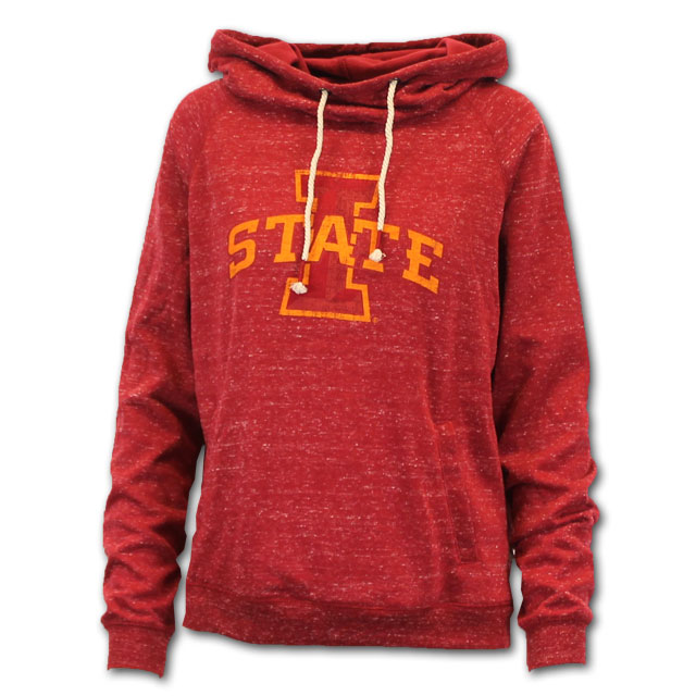 Image For Colosseum® Women's I-State Hooded Sweatshirt