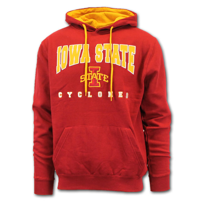 Image For Colosseum® Cardinal Iowa State Sweatshirt