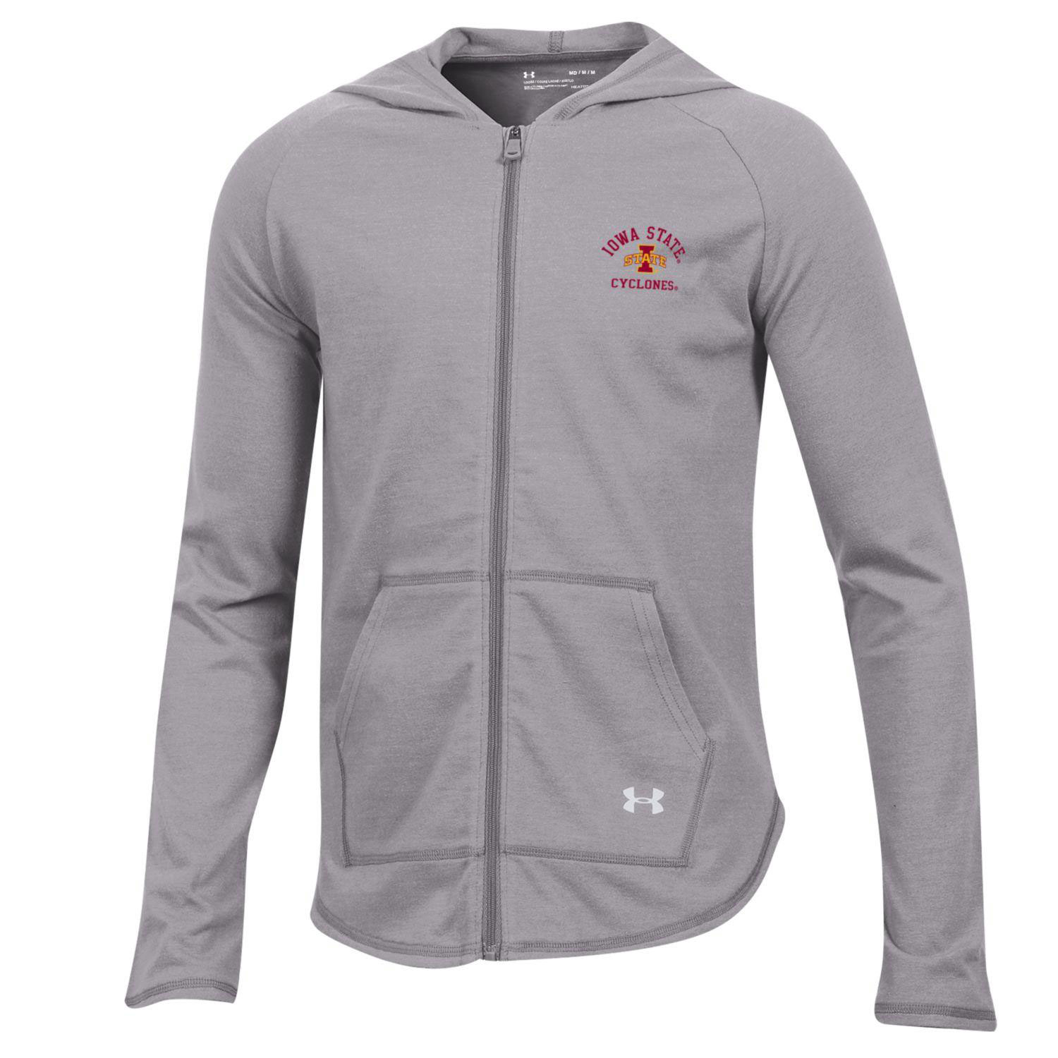 Image For UA® Youth I-State Hooded Full Zip