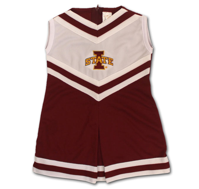 Image For Toddler Cheer Dress