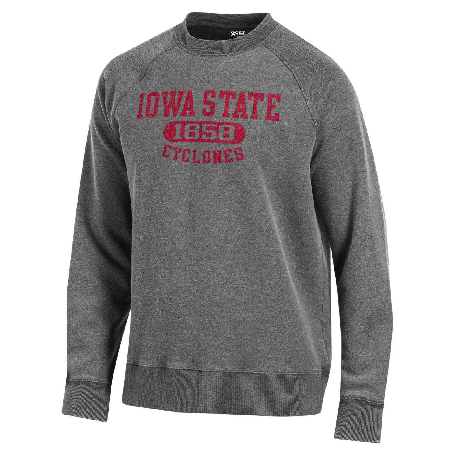 Image For Gear For Sports® Iowa State Cyclones Crew Neck Sweatshirt
