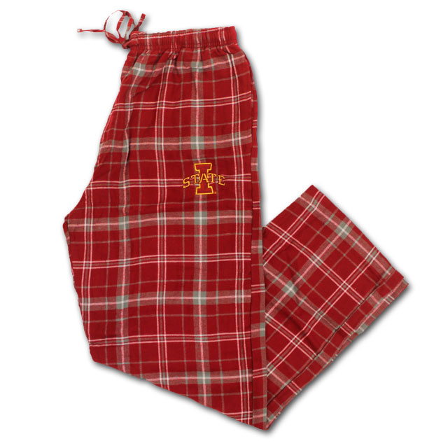 Image For I-State Flannel Pants