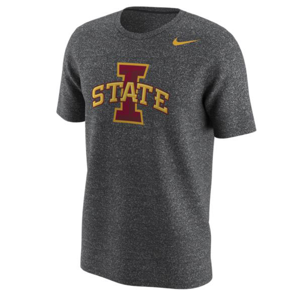 Image For Nike® Charcoal I-State Short Sleeve