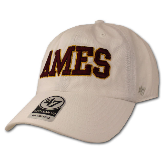 Image For '47 Brand Ames Cap (White)