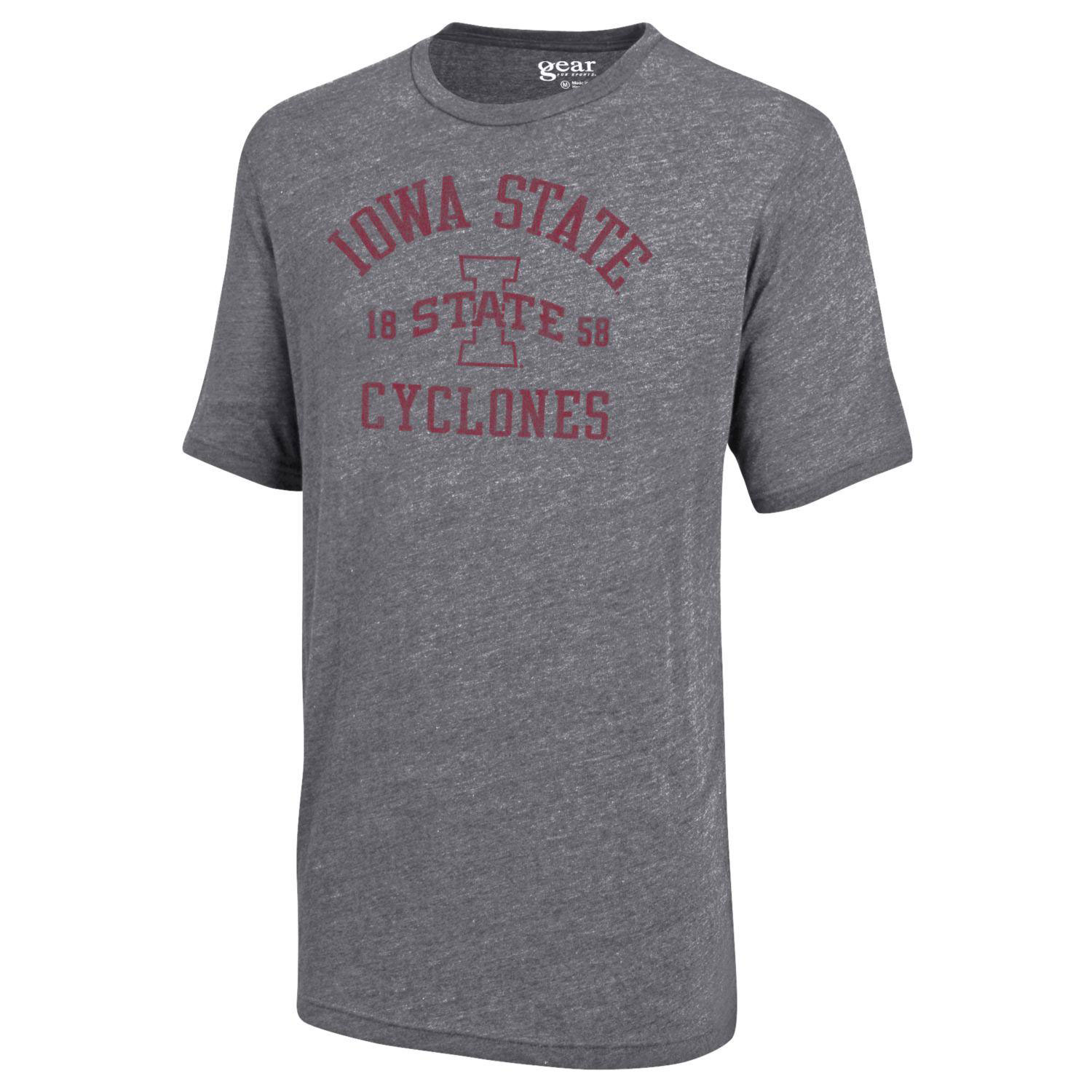 Image For Gear For Sports® Iowa State Cyclones Short Sleeve