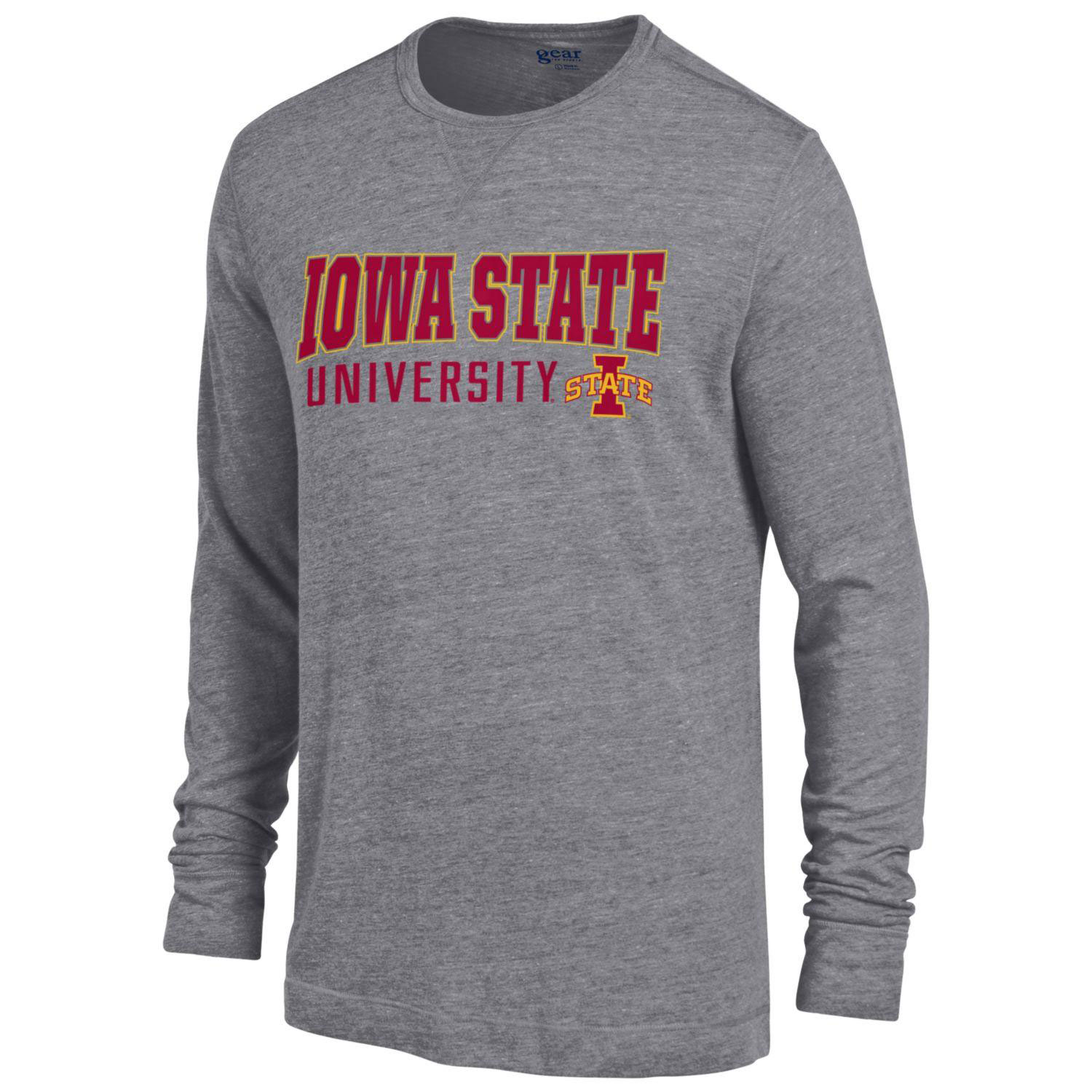 Image For Gear For Sports® Iowa State University Long Sleeve T-Shirt