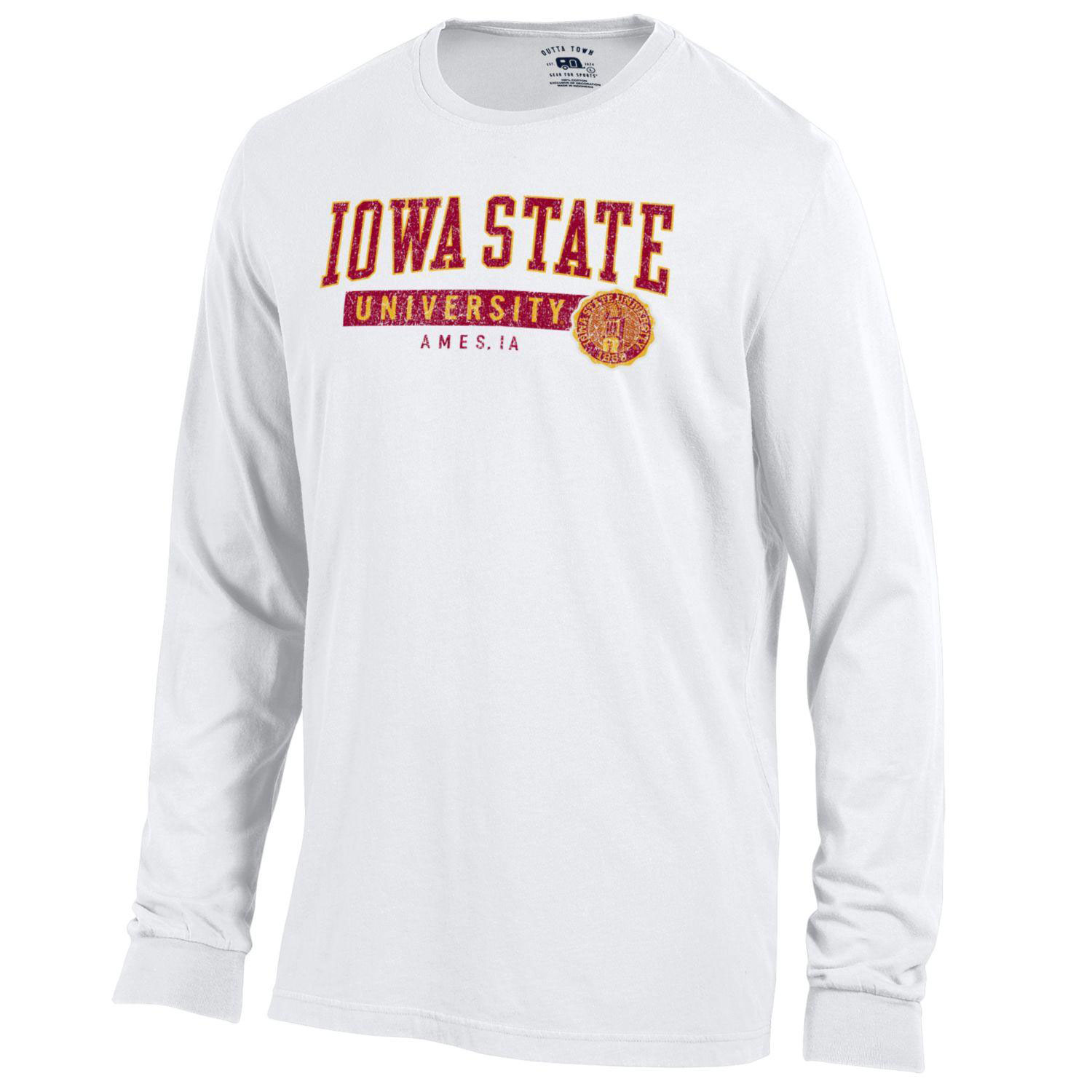 Image For Gear For Sports® Iowa State University Long Sleeve