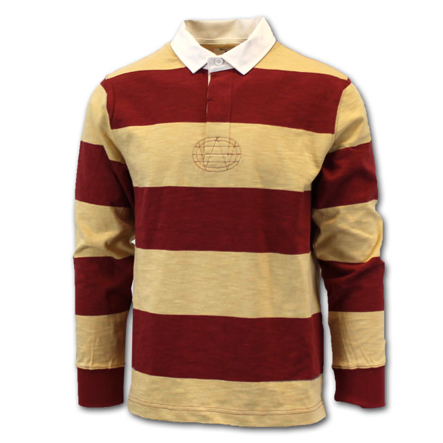 Image For Tailgate® Rugby Polo* <i> WAS $79.50<i>