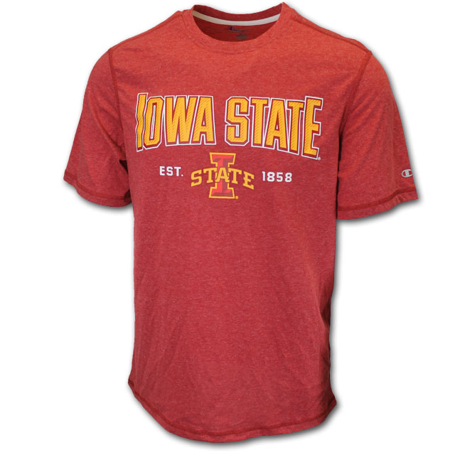 Image For Champion® Iowa State T-Shirt