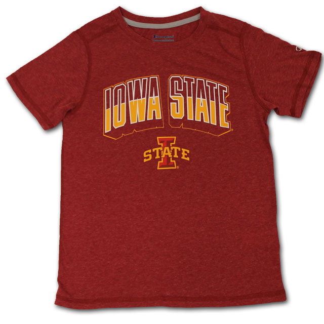 Image For Champion® Youth Iowa State T-Shirt