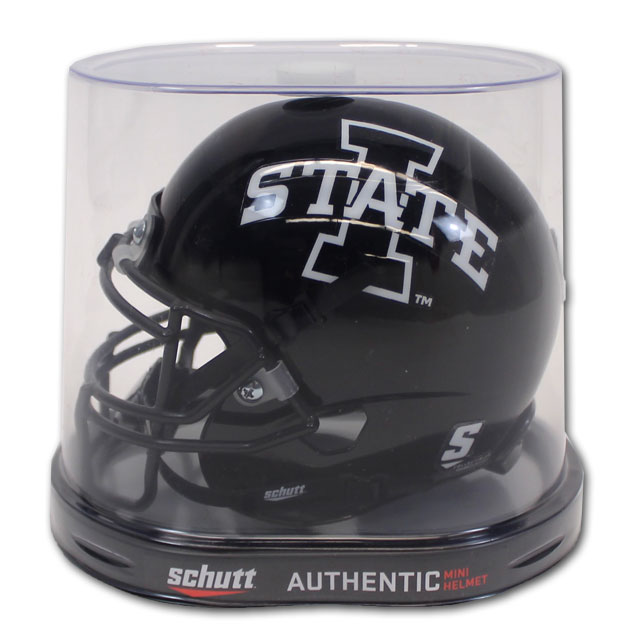Image For Authentic Mini Black I-State Helmet