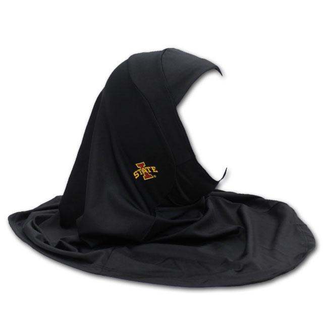Image For Black ZooZatz I-State Hijab* <i>WAS $16.00</i>
