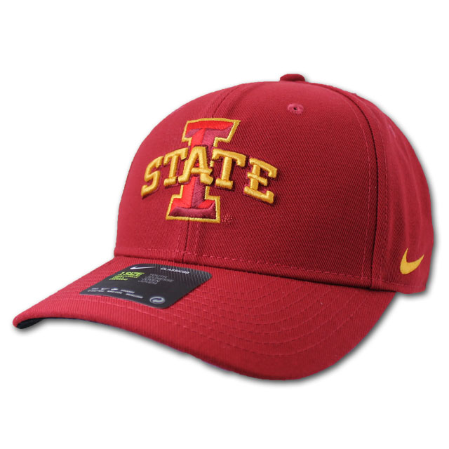 Image For Nike® Youth Cardinal I-State Hat