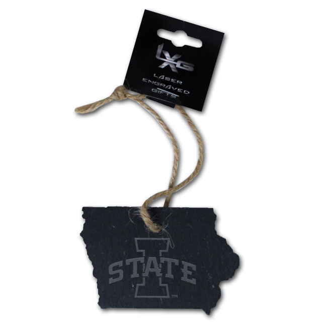 Image For Slate I-State Ornament