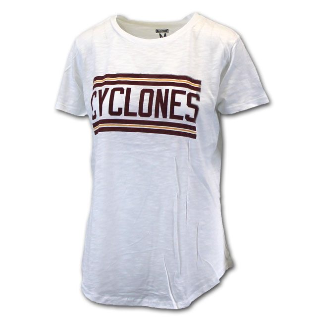 Image For Tailgate® Women's Cyclones T-Shirt