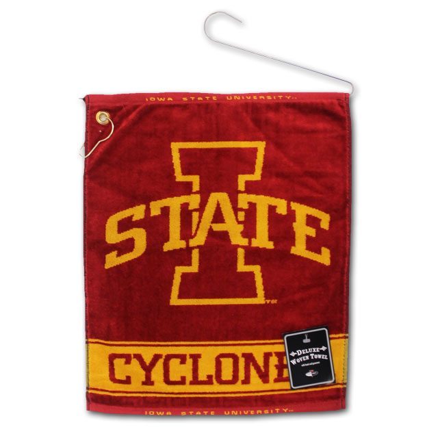 Image For Deluxe I-State Woven Towel