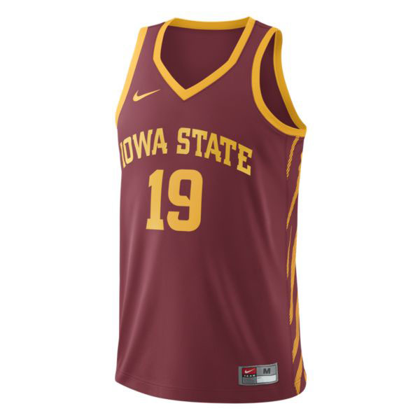 Image For 2019 Nike® I-State Basketball Jersey