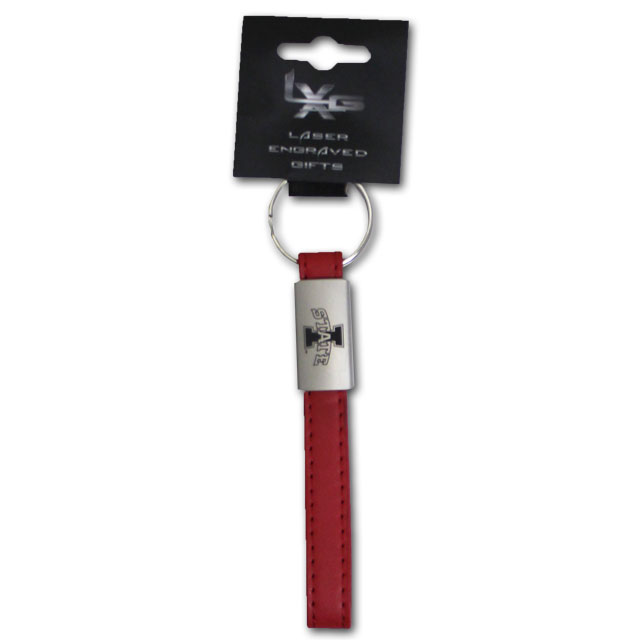 Image For I-State Cardinal Leather Keystrap