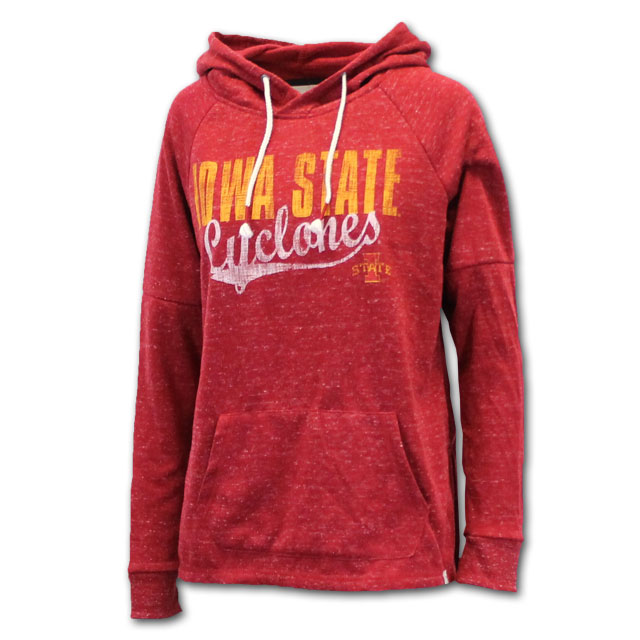 Image For Colosseum® Women's Iowa State Cyclones Hooded Sweatshirt