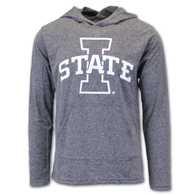 Image For I-State Hooded Long Sleeve