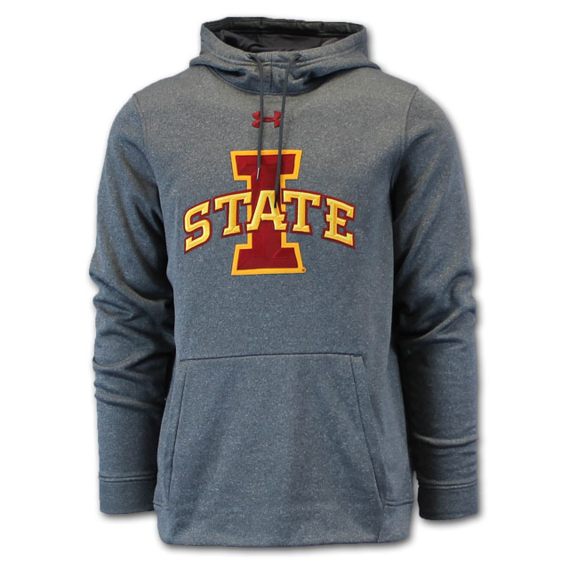 Image For UA® I-State Hooded Sweatshirt