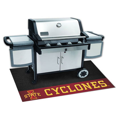 "Image For Iowa State Grill Mat 26""x42"""