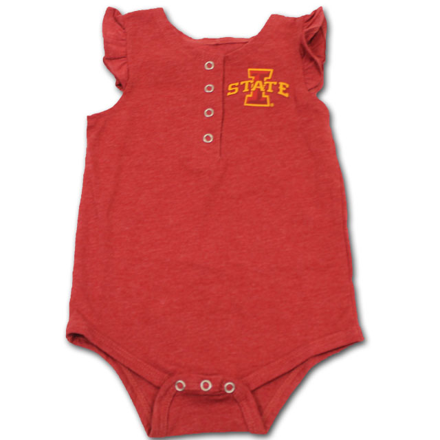 Image For Colosseum® Infant I-State Girl Onesie