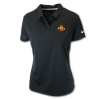 Image for Nike® Women's Black I-State Golf Polo