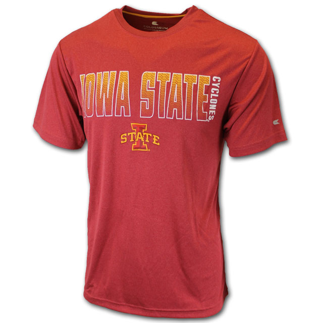 Image For Colosseum® Cardinal Iowa State T-Shirt
